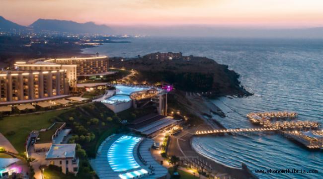 Elexus Hotel, Turizm ve Çevre Bakanlığı'ndan 'Güvende Kal' sertifikası aldı.