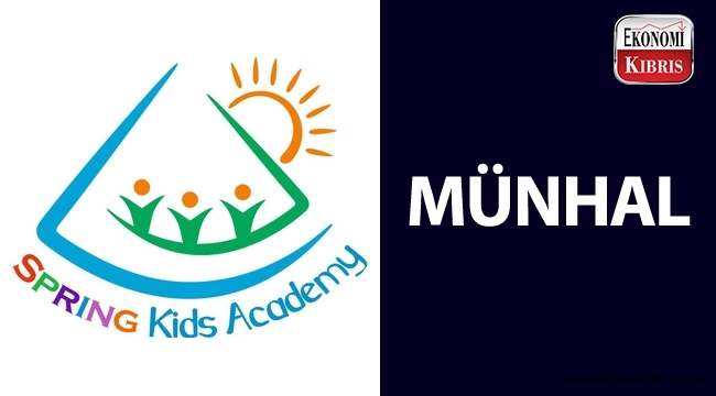 Spring Kids Academy münhal duyurusu - Kıbrıs iş ilanları