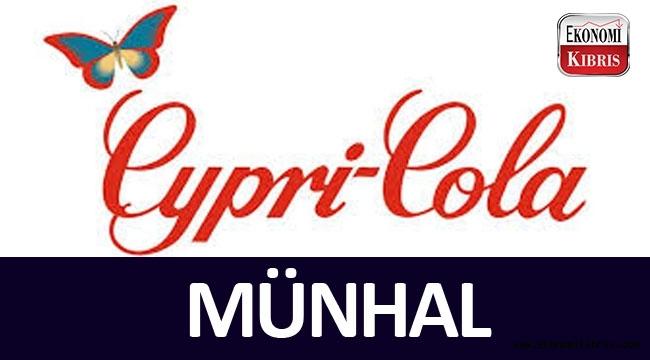 Cypri Cola (EVSU) münhal duyurusu - Kıbrıs iş ilanları