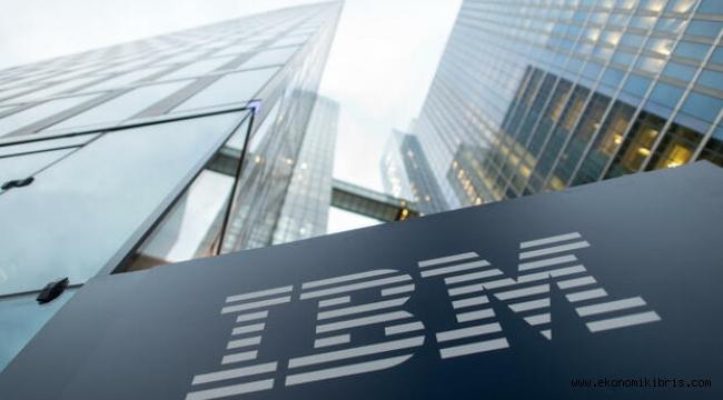 IBM'in geliri azaldı! İşte detaylar...