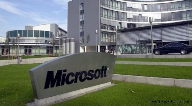 Microsoft'un net kârı, yüzde 30 artarak 13,9 milyar dolara yükseldi! İşte detaylar...
