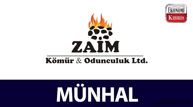 Zaim Kömür ve Odunculuk Ltd. münhal duyurusu - Kıbrıs iş ilanları