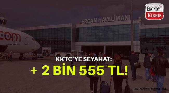 Kuzey Kıbrıs'ta 2 bin 555 TL'lik karantina uygulaması!