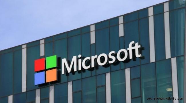 Microsoft, net kârını ve gelirini açıkladı! İşte detaylar...