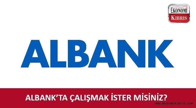 Albank münhal duyurusu - Kıbrıs iş ilanları