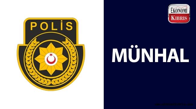KKTC Polis Genel Müdürlüğü münhal duyurusu - Kıbrıs iş ilanları