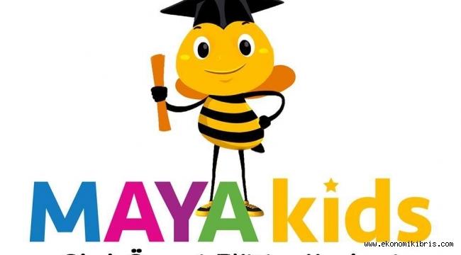 Maya Kids Kıbrıs münhal duyurusu - Kıbrıs iş ilanları