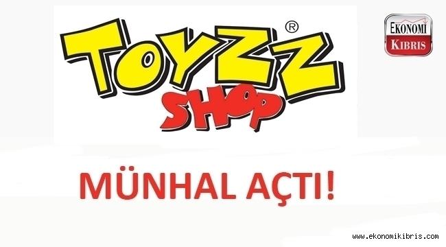 Toypa Mağazacılık Tic. A.Ş - Toyzz Shop münhal duyurusu - Kıbrıs iş ilanları