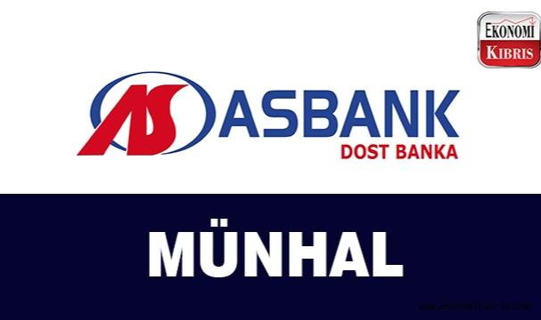 Asbank münhal duyurusu - Kıbrıs iş ilanları