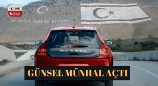 KKTC'nin yerli otomobili Günsel'de iş fırsatı