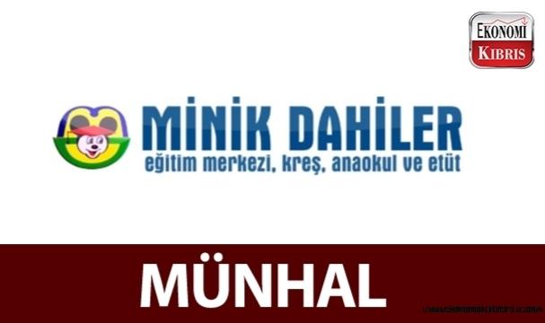 Minik dahiler okul öncesi eğitim merkezi münhal duyurusu - Kıbrıs iş ilanları