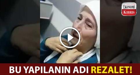 MAĞUSA DEVLET HASTANESİ'NDE BÜYÜK AYIP!