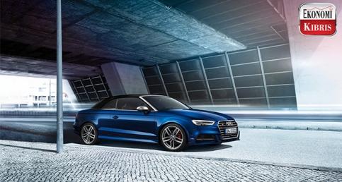 2017 Audi S3 Convertible
