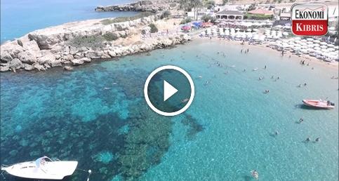 Drone görüntüleriyle havadan Kuzey Kıbrıs..