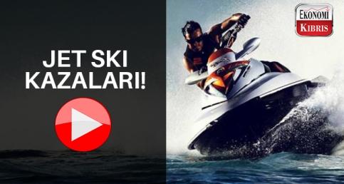 Jet Ski kullanırken dikkat!