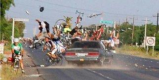 Hayrete düşüren trafik kazaları!