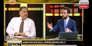 Konu Asrın Projesi ve ekonomiye katkısı, konuk Kenan Akın..